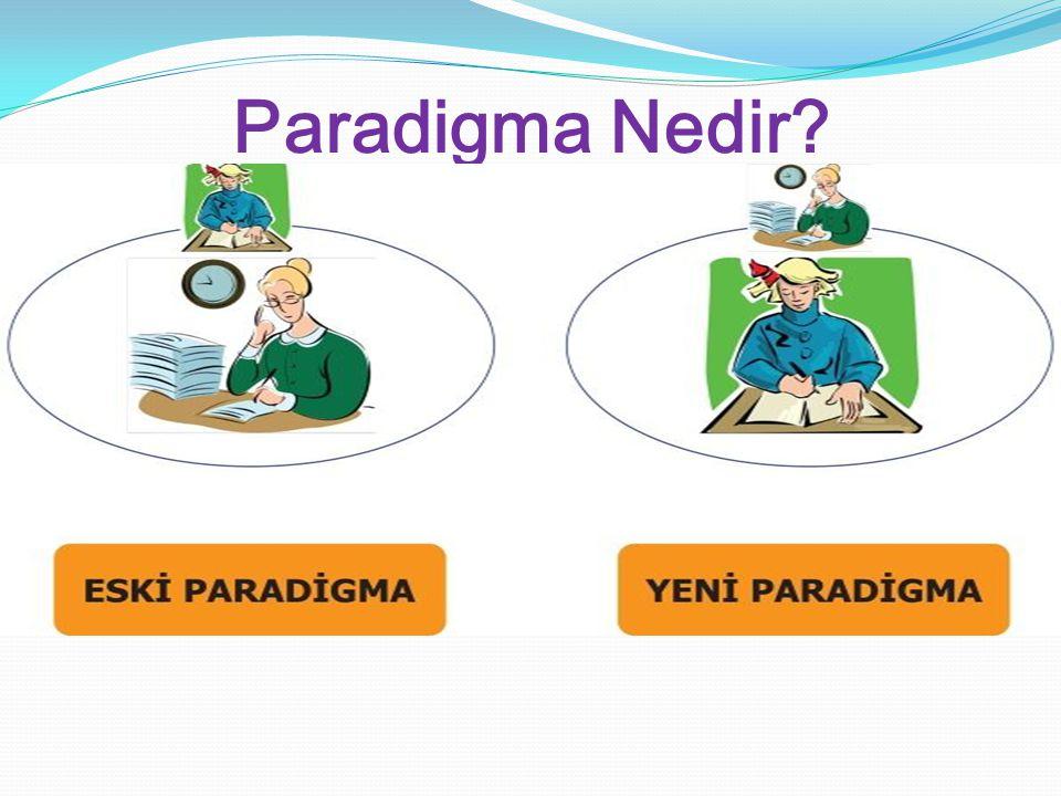 Paradigma Nedir?