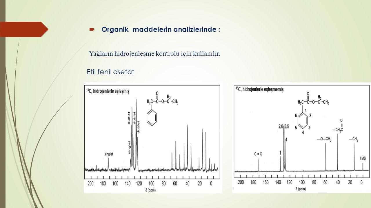  TEKSTİL SEKTÖRÜ : Tekstil ürünleri için yapılan çalışmada bir dizi azo dispers boya sentezmişler ve sentezlenen boyaların karakterizasyonu erime noktası, UV, IR, NMR ve Kütle spektroskopisi yardımı ile gerçekleştirilmiştir.