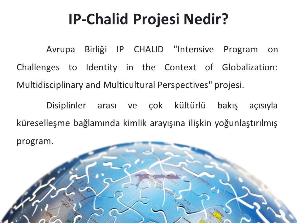 IP-Chalid Projesi Nedir? Avrupa Birliği IP CHALID