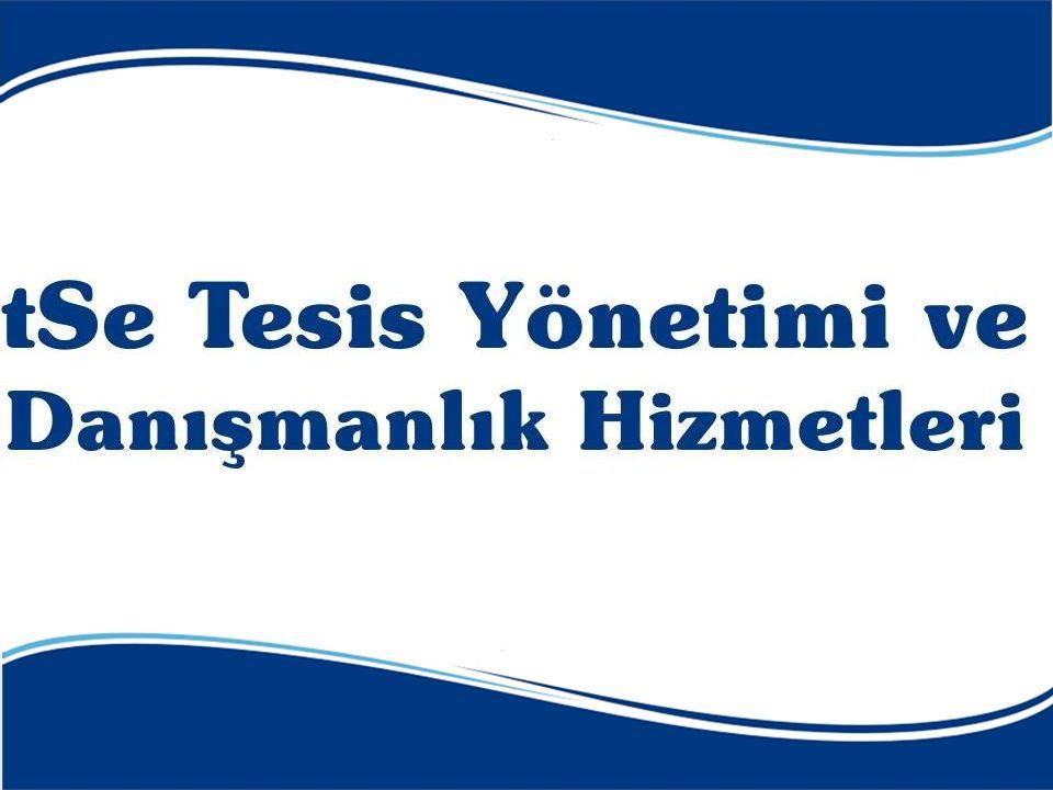 Vizyon Misyon Vizyonumuz Müşterilerimizin ve çalışanlarımızın memnuniyeti ile Tesis Yönetimi ve Danışmanlık hizmetleri sektöründe Türkiye' de örnek şirket olmak.