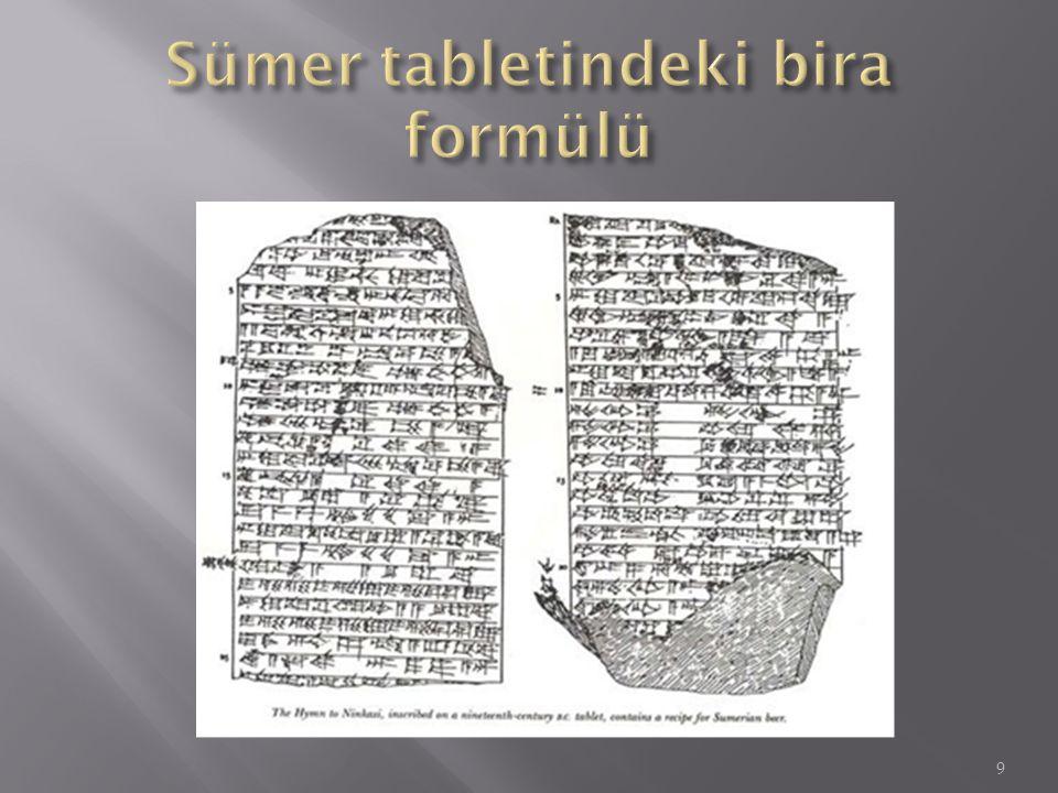  Sümerler, M.Ö.3000'lerde yazıyı bulduktan sonra, ticari işlemlerin çoğunun yazılı kaydını tuttu.