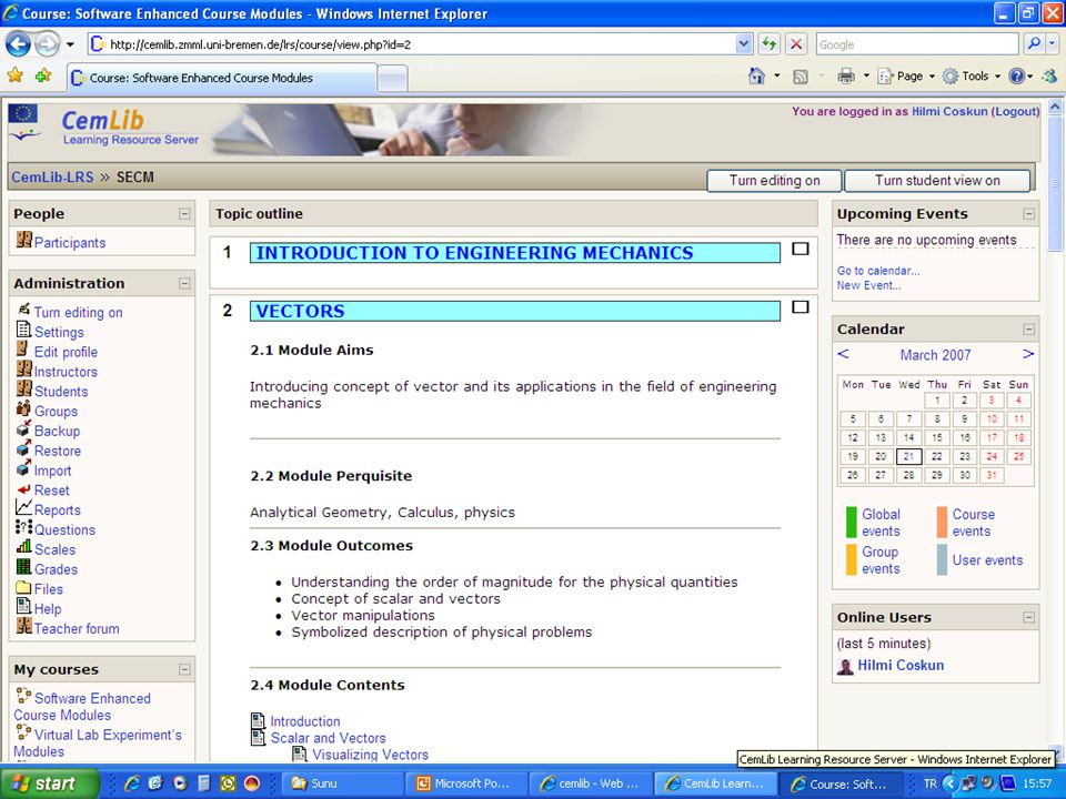 courseworks software A listing of the program-specific coursework used in the admission process for undergraduate transfer.