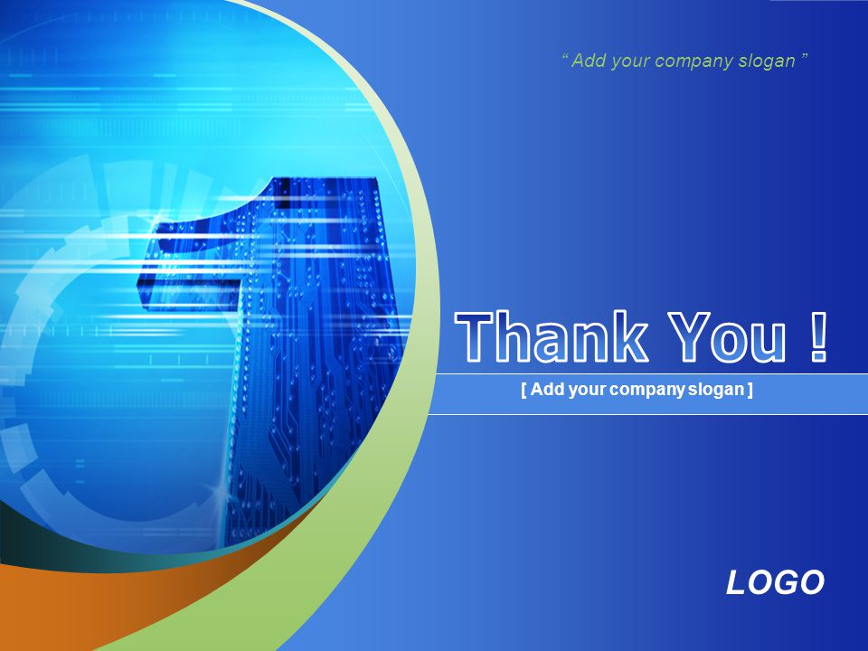"LOGO "" Add your company slogan "" [ Add your company slogan ]"