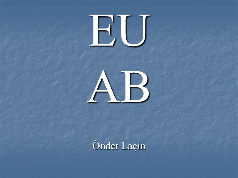 Avrupa Birliğine Uyum Sürecinde Eğitim Politikası: AB eğitim politikasının temel amacı; AB'ye üye ülkeler arasında işbirliğini ve dayanışmayı sağlamak amacıyla, üye ülkelerin yurttaşları arasında karşılıklı anlayışı özendirmek ve Avrupalılık bilincini aşılamak, bu süreçte öğrenci ve öğretmenleri eğitmek ve tüm ar-ge alanlarına etkin katılımlarını sağlamak şeklinde özetlenebilir.