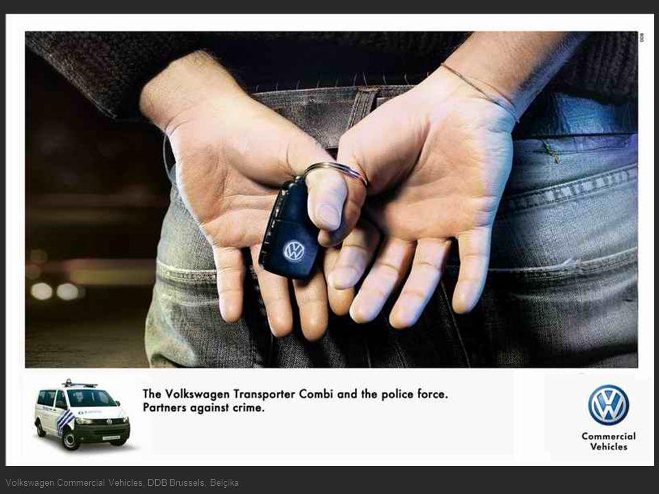 Volkswagen Commercial Vehicles, DDB Brussels, Belçika