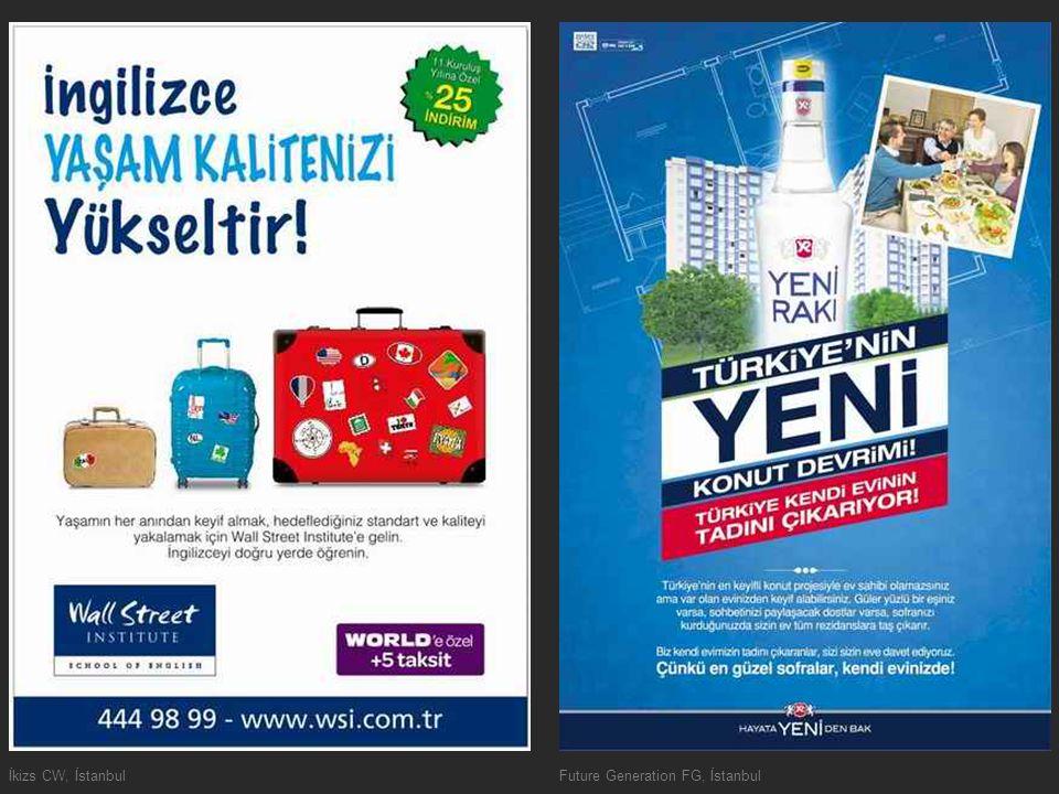 İkizs CW, İstanbulFuture Generation FG, İstanbul