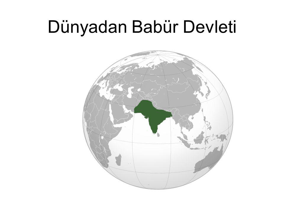 Dünyadan Babür Devleti