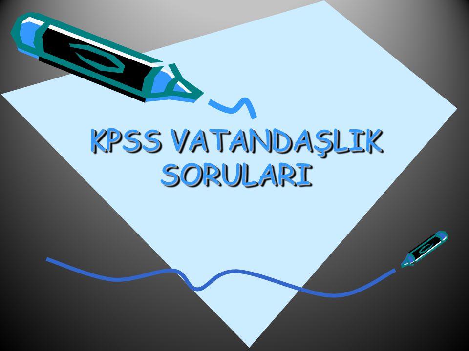 1-Türkiye'de aşağıdaki görevlilerden hangisi halk oylamasıyla belirlenemez.