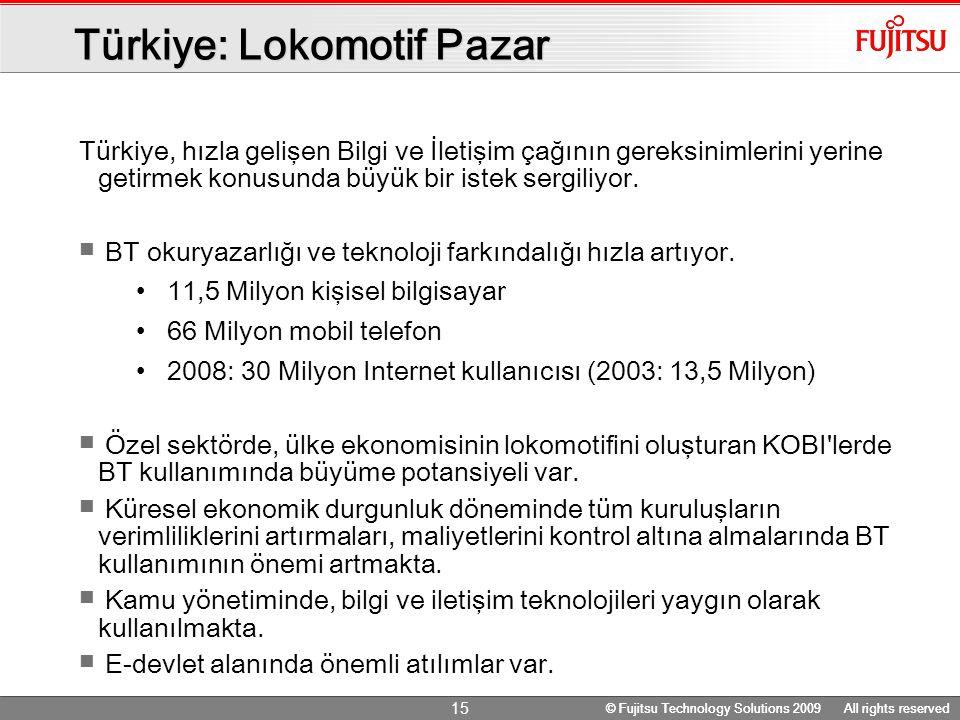 Türkiye, hızla gelişen Bilgi ve İletişim çağının gereksinimlerini yerine getirmek konusunda büyük bir istek sergiliyor.