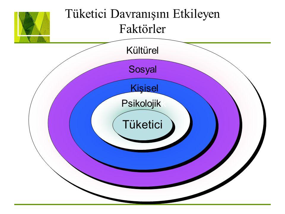 Tüketici Psikolojikk Kişisel Sosyal Kültürel Tüketici Davranışını Etkileyen Faktörler