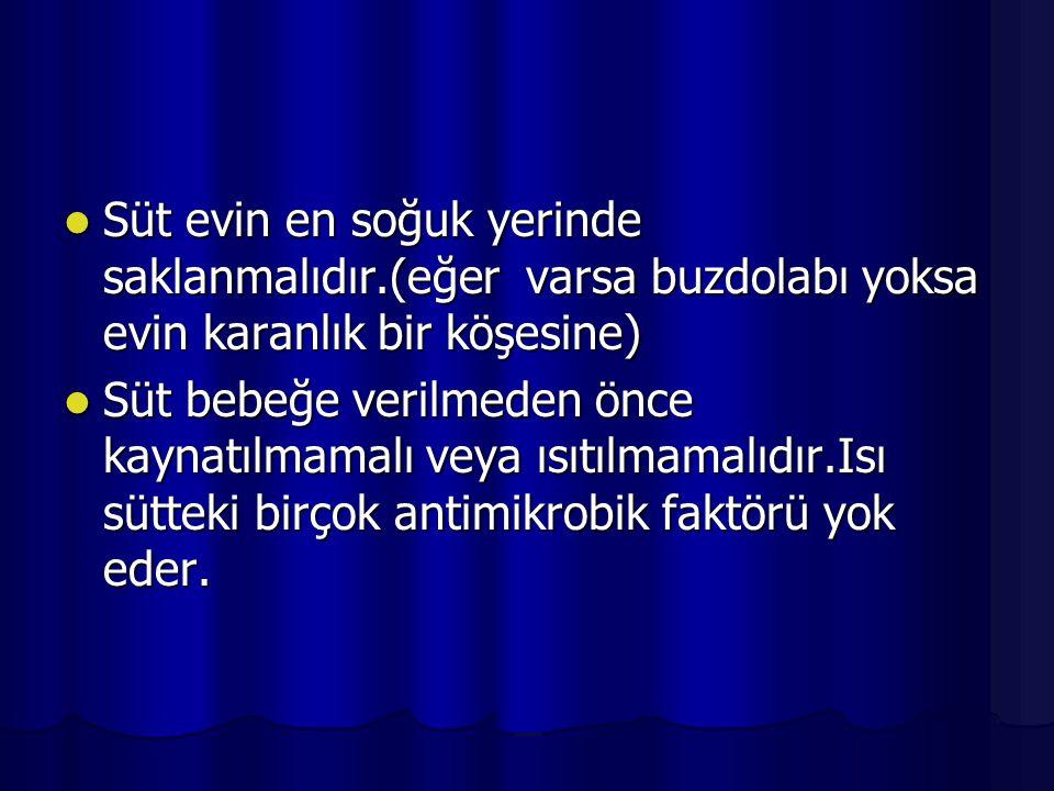 LAKTASYON ÖNCESİ BESİNLERİN ZARARLARI NEDİR.