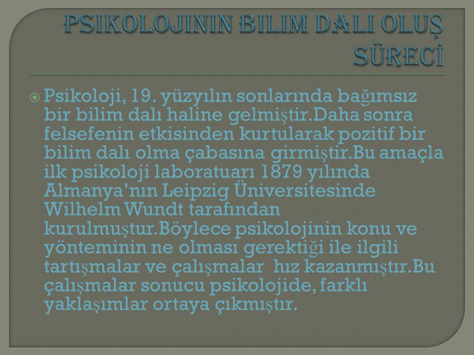  Psikoloji, 19.
