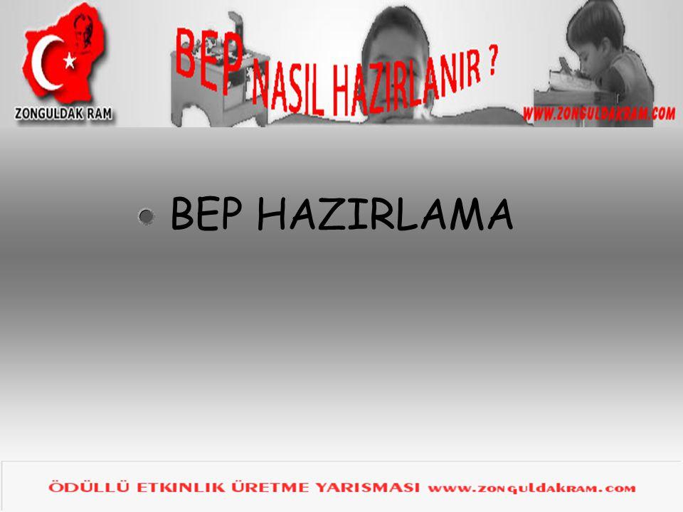 BEP HAZIRLAMA