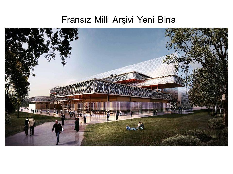 Fransız Milli Arşivi Yeni Bina