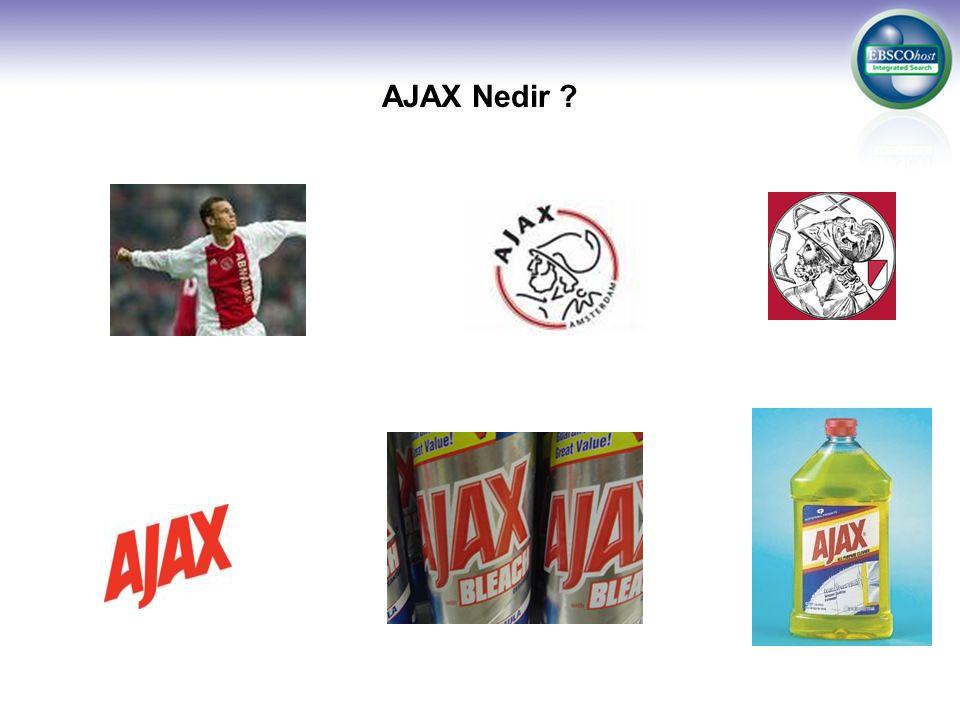 AJAX Nedir ?