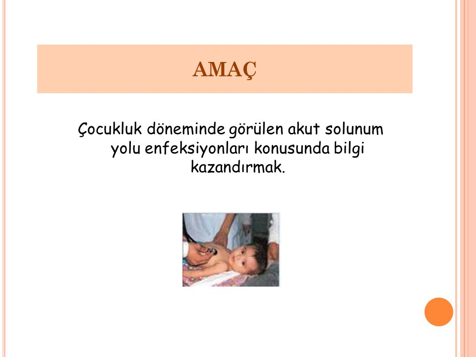  Çocuklarda akut solunum yolu enfeksiyonları kısa sürede ilerleyip zatürreye dönüşebilir.