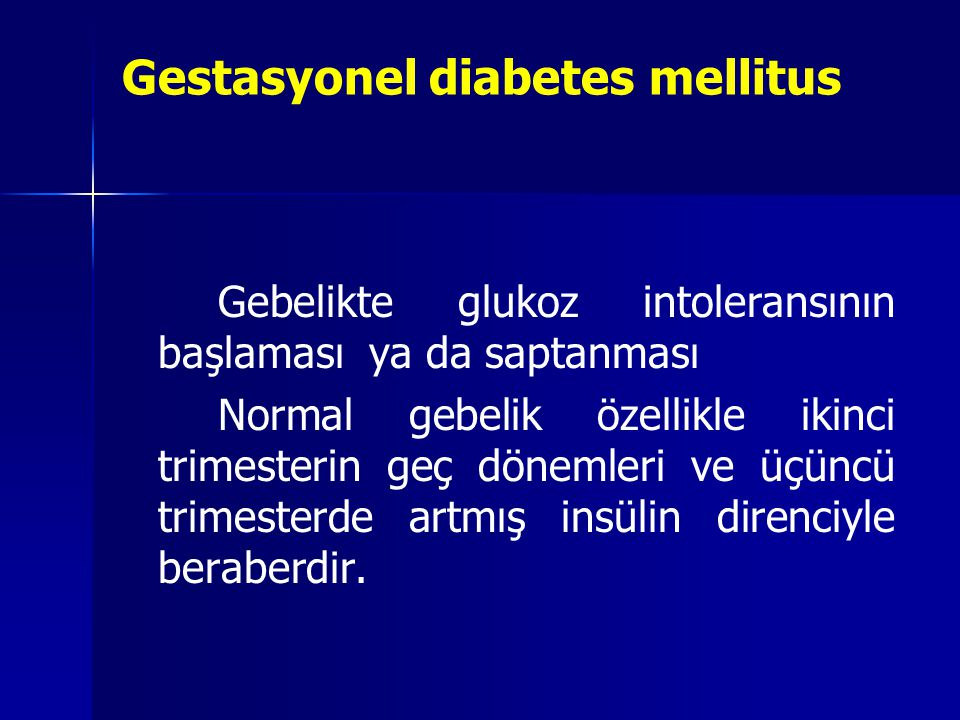 Oral Glukoz Tolerans Testi (OGTT) Rastgele glukoz konst.