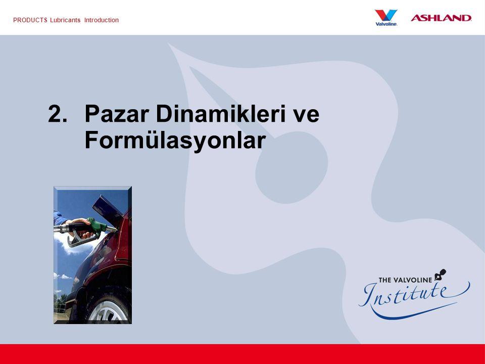 PRODUCTS Lubricants Introduction Mercedes Benz Şartnameleri MB 229.1 –Standart Kalite, Standart Yağ Değişim Aralığı, FE talebi yok MB 229.3 –Orta Sını