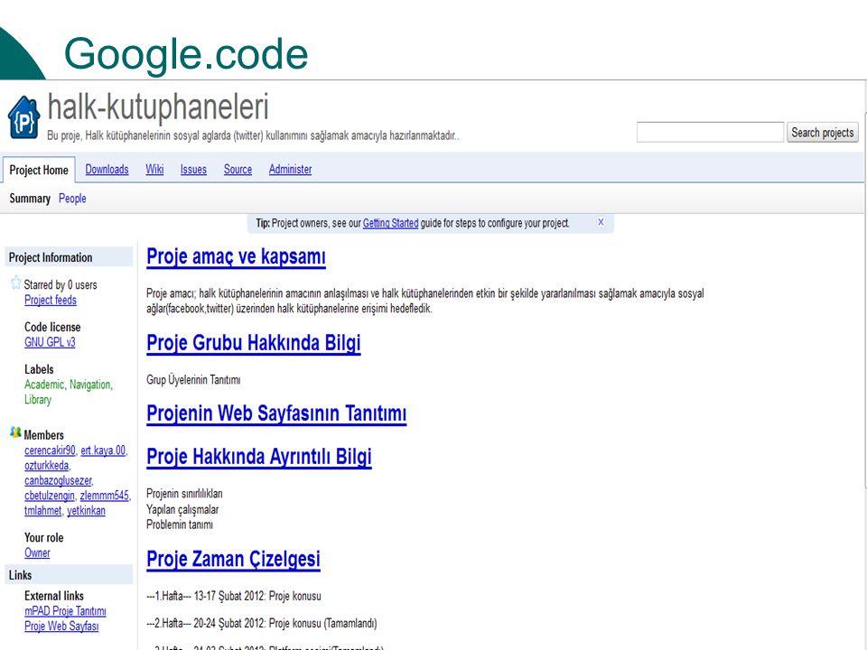 Google.code