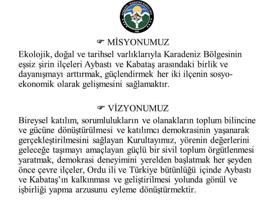 10. Aybastı-Kabataş Kurultayı İstanbul Hazırlık Toplantısı
