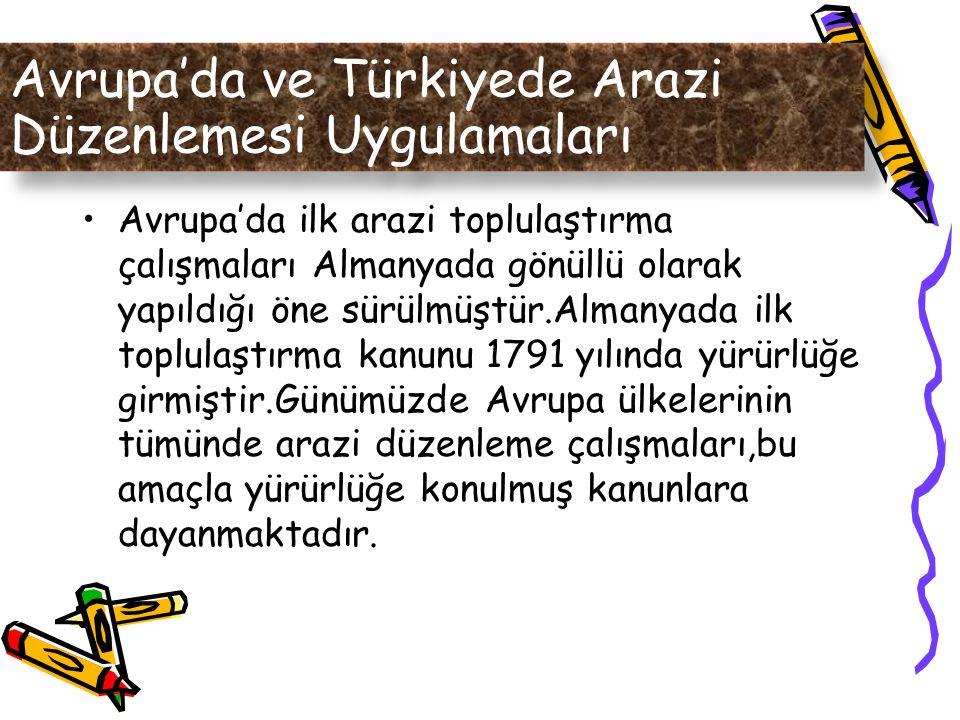 Türkiye'de Uygulanan Tarım Politikaları Türkiye'de 2006 'ya kadar yasa gücünde belirlenmiş tarım politikası çerçevesi uygulanamamıştır.
