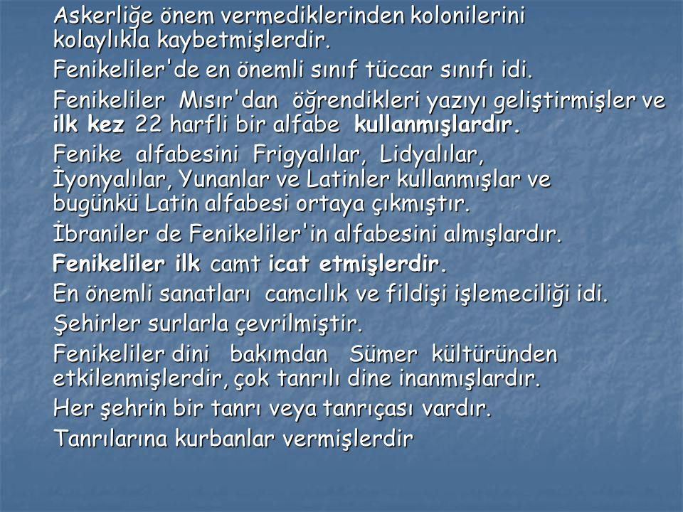 (Makedonya Devleti) VE HELLENİZM MEDENİYETİM.Ö.VII.yüzyılda kurulmuştur.