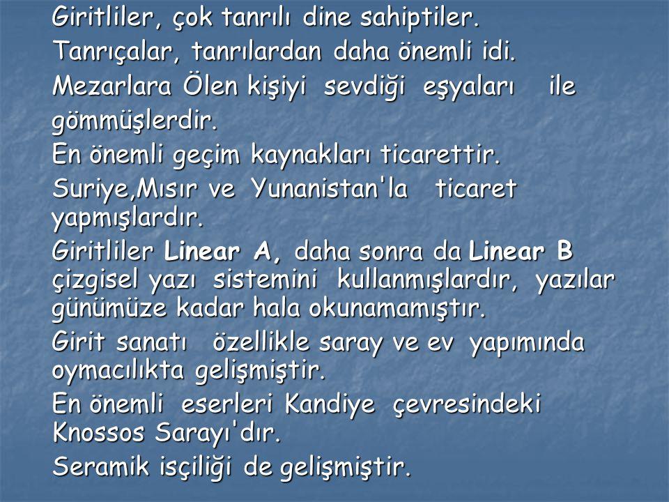 Miken medeniyetini Anadolu da Yunanistan a gelen Akalar kurmuştur.