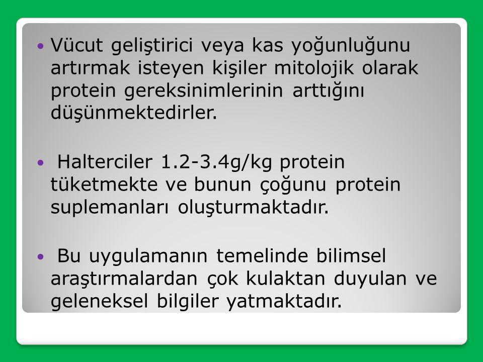 Besinlerle alınan proteinler yeterli miktarda ve doğru oranlarda amino asit içerirler. Besinlerle alınan proteinlerle aşırı aminoasit yüklenmesine ras