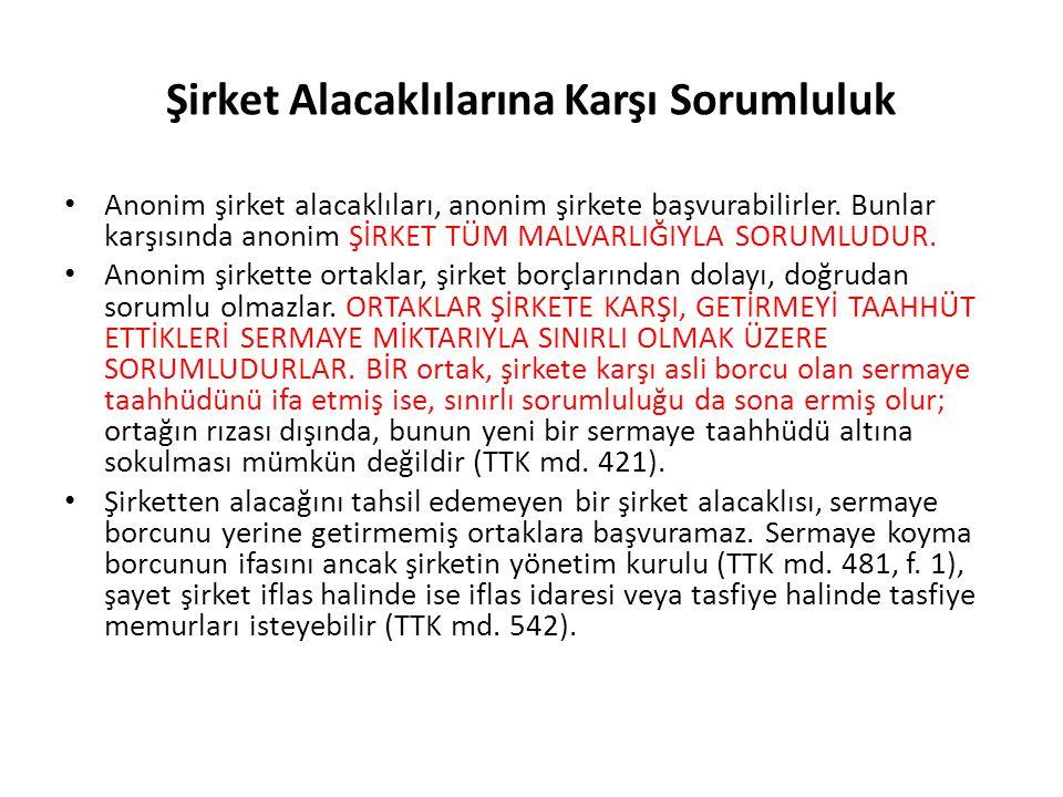 Kuruluş Yeni Türk Ticaret Kanunu'nda kuruluşa ilişkin esaslarda önemli değişiklikler yapılmıştır.