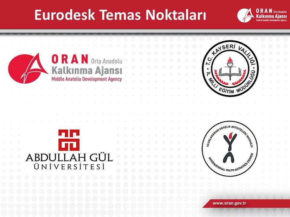 Eurodesk Temas Noktaları