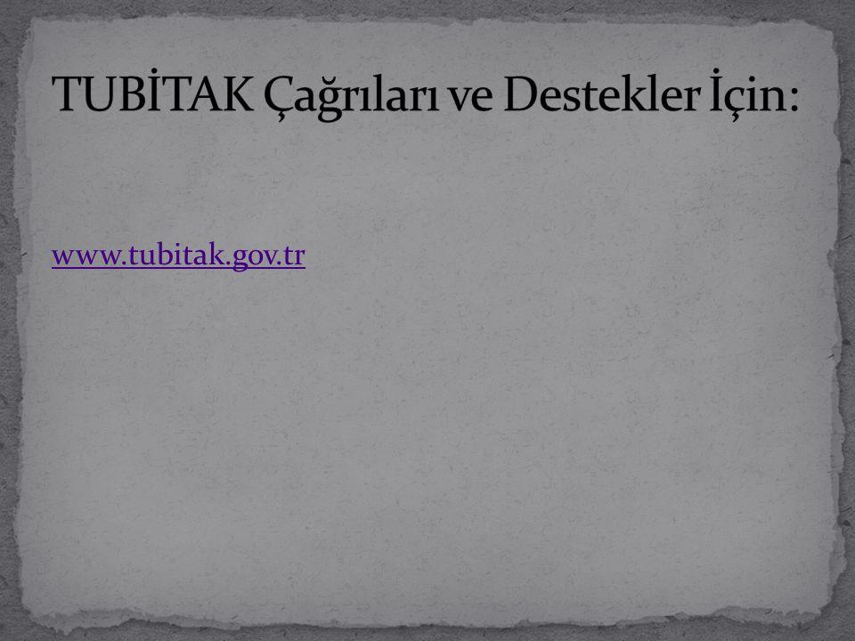 www.tubitak.gov.tr