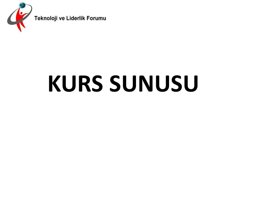 KURS SUNUSU