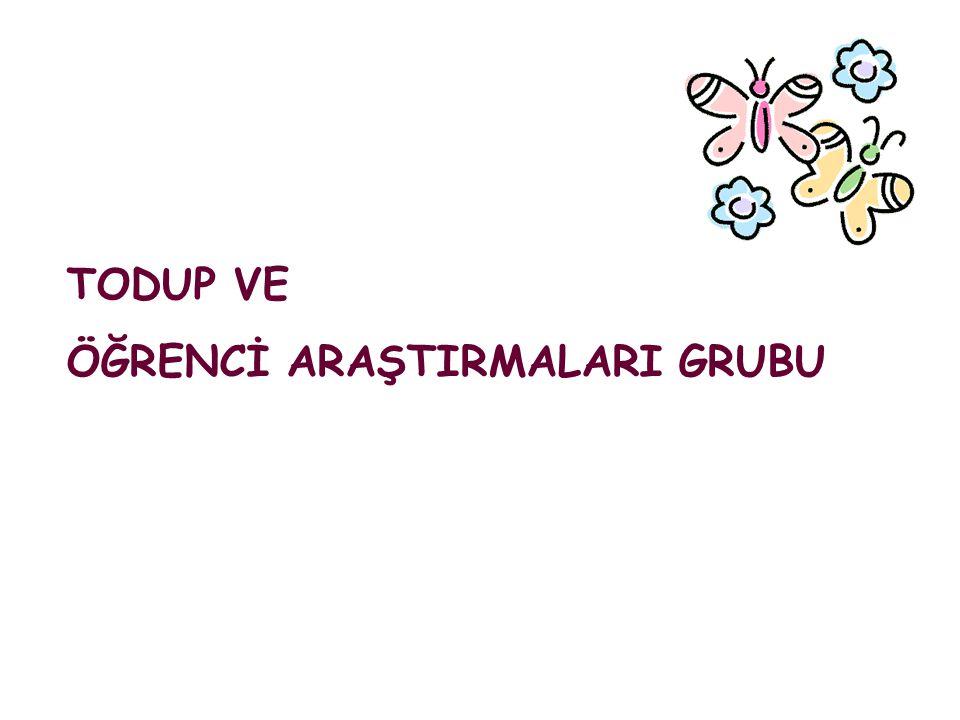 TOPLANTIYA KATILAN ÖĞRETİM ÜYELERİ: Dr.Ayşe Karson Dr.