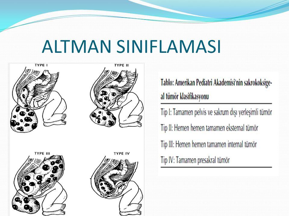 ALTMAN SINIFLAMASI ALTMAN SINIFLANDIRMASI