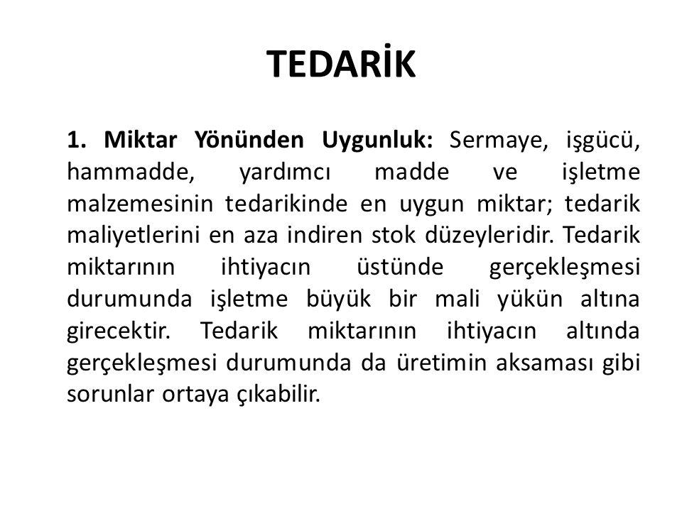 TEDARİK 2.