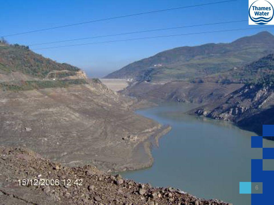 17 Sel ile Mücadele (Sel Yönetim Planı) Kocaeli Büyükşehir Belediyesi (KBB) KBB İSU Yuvacık Barajı Havzası Hidrolojik ve Atmosferik Modelleme Entegrasyonu uygulama projesi.