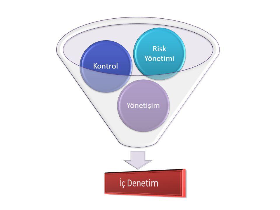 YönetişimKontrol Risk Yönetimi