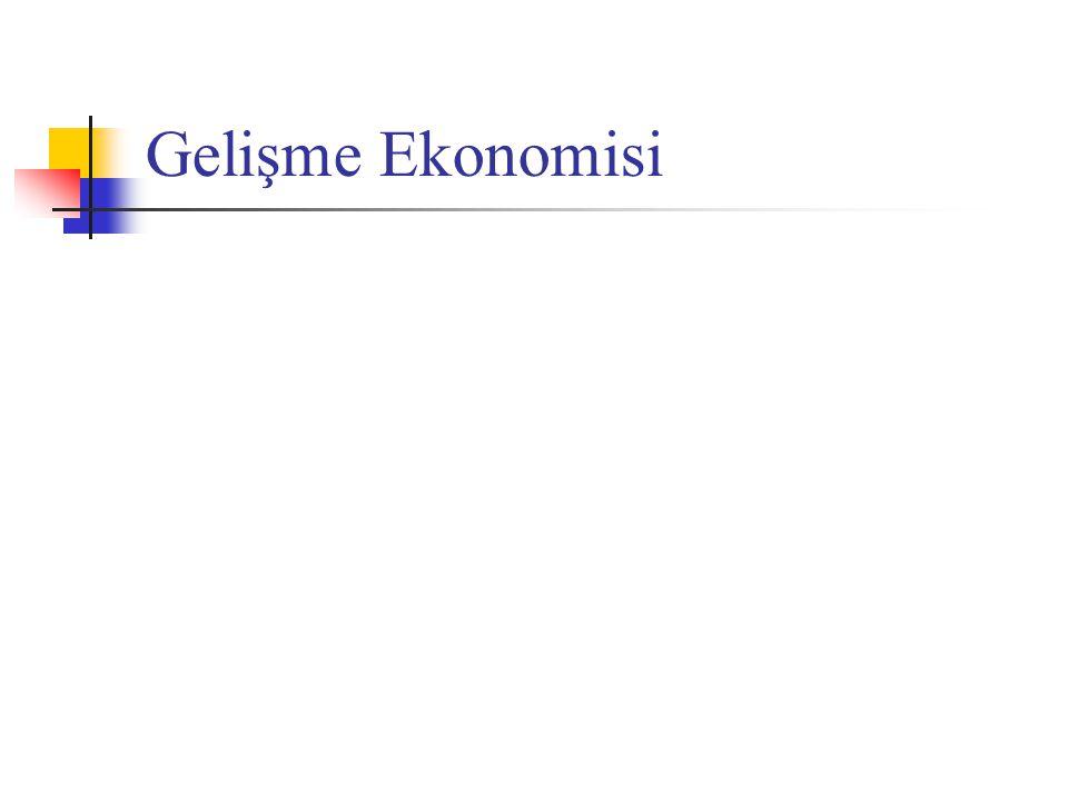 Günlük 1 $'ın Altındaki Yoksulların Toplam Nüfustaki Oranı, % ÜlkeAnket tarihi Bolivya199914 Etiyopya1999-200026.3 Hindistan1999-200034.7 Malawi1997-199841.7 Mali199472.8 Kaynak: Dünya Bankası, World Development Report 2005 A Beter Investment Climate for Everyone, World Bank-Oxford University Pres, 2004 Türkiye'de Mutlak Yoksulluk Oranı, % 200220032004 Kentsel21.9522.3016.57 Kırsal34.4837.1339.97 Toplam26.9628.1225.60 Kaynak: http://www.tuik.gov.tr/PreIstatistikTablo.do?istab_id=287