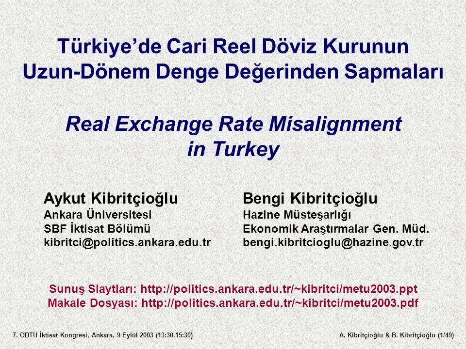 A.Kibritçioğlu & B. Kibritçioğlu (2/49) 7.
