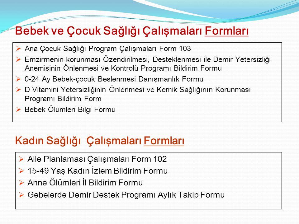 Şubemizce Yürütülen Eğitimler  Yenidoğan Canlandırma Eğitimi (NRP); 3 gün (2 ve 3.