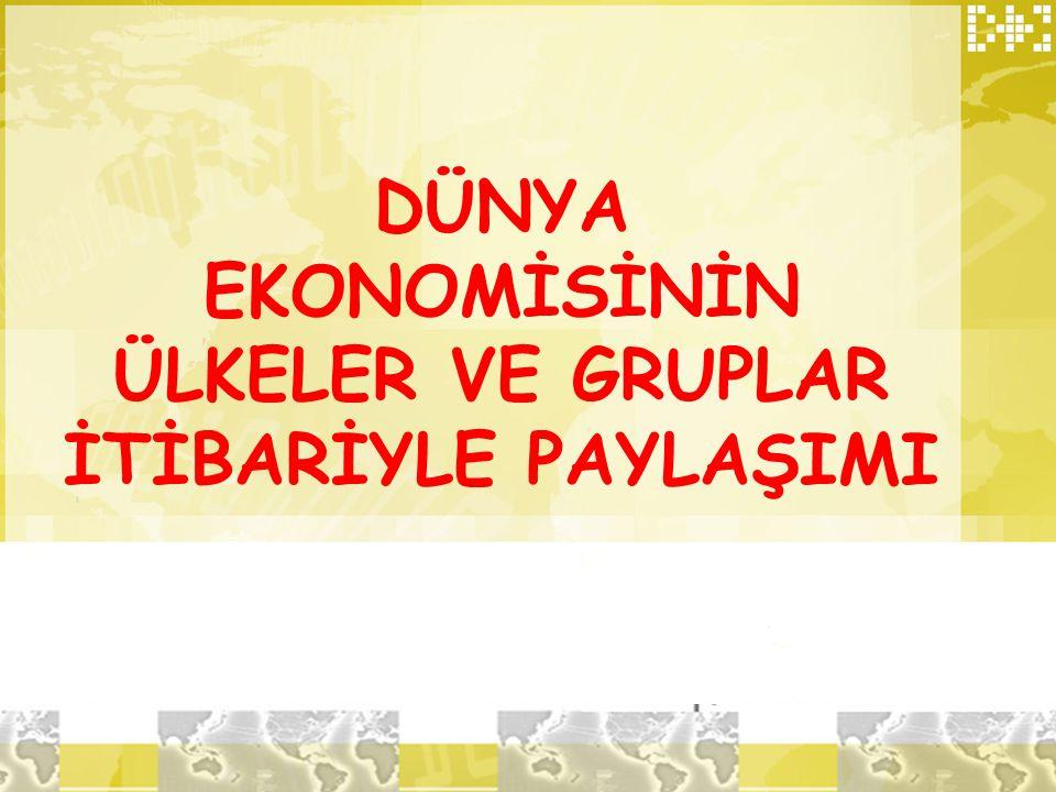 DIŞ PAZARDAKİ ARACILAR C.