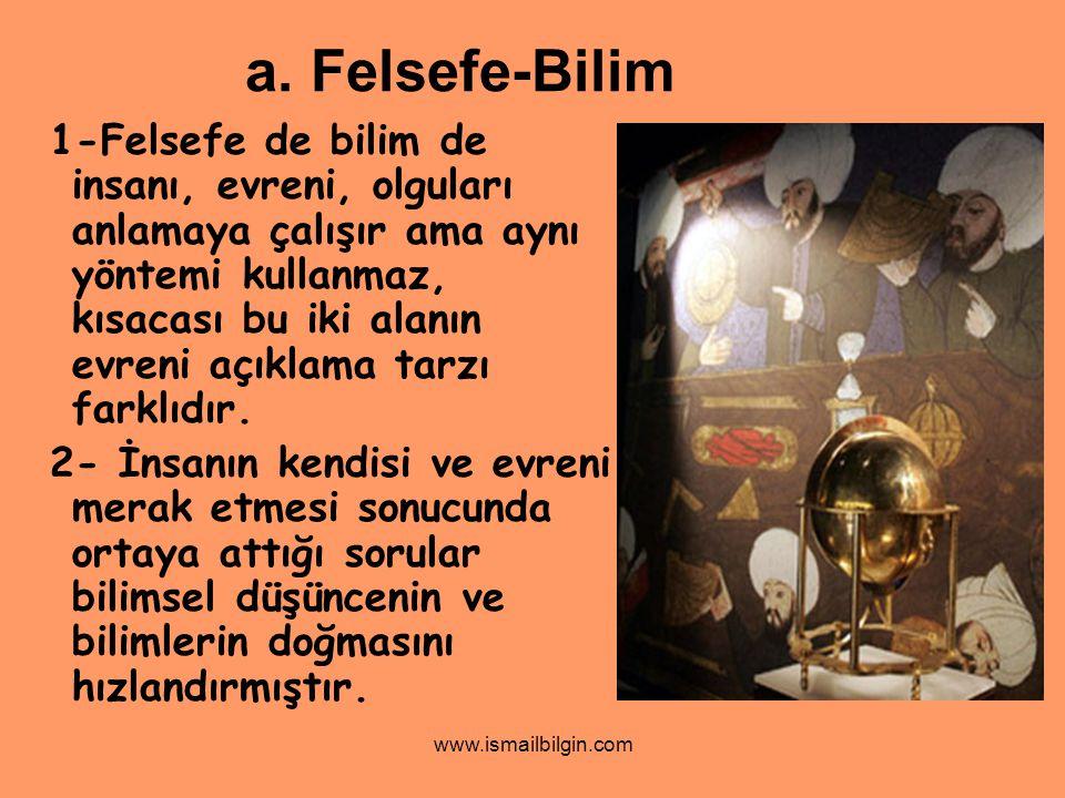 www.ismailbilgin.com *İnanç ve ve eylemlerimize eleştirel bir bakış sağlamak.