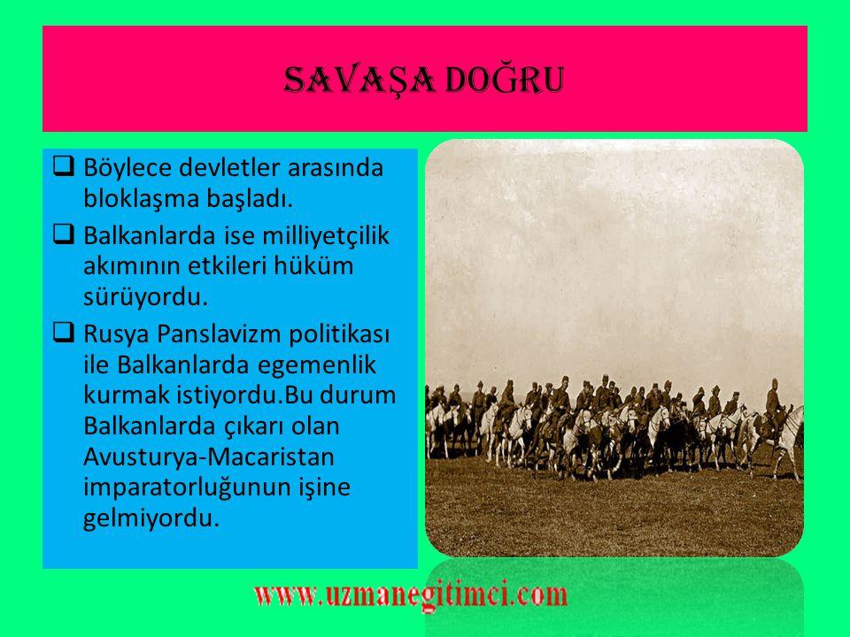 4-) ÇANAKKALE CEPHES İ 5-Türk ulusunun kendine olan güveni arttı.
