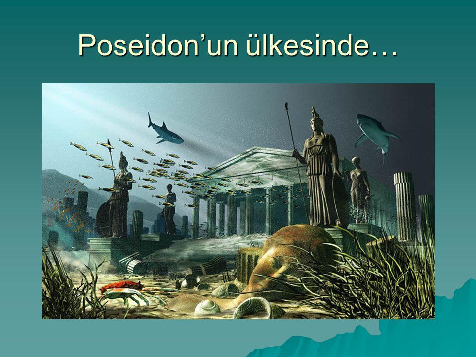 Poseidon'un ülkesinde…