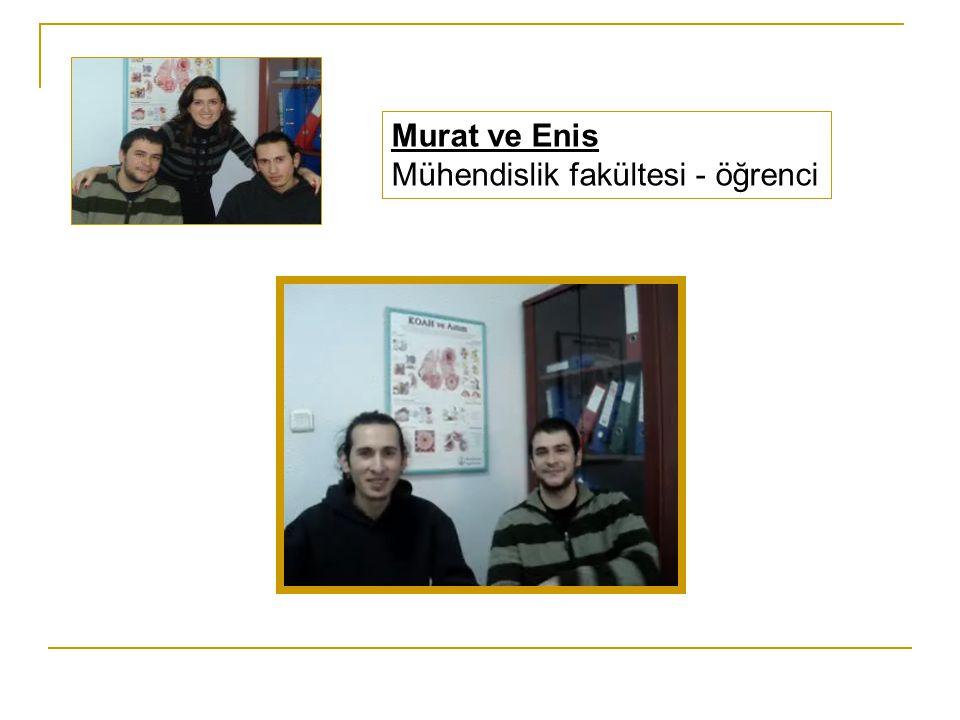 Murat ve Enis Mühendislik fakültesi - öğrenci