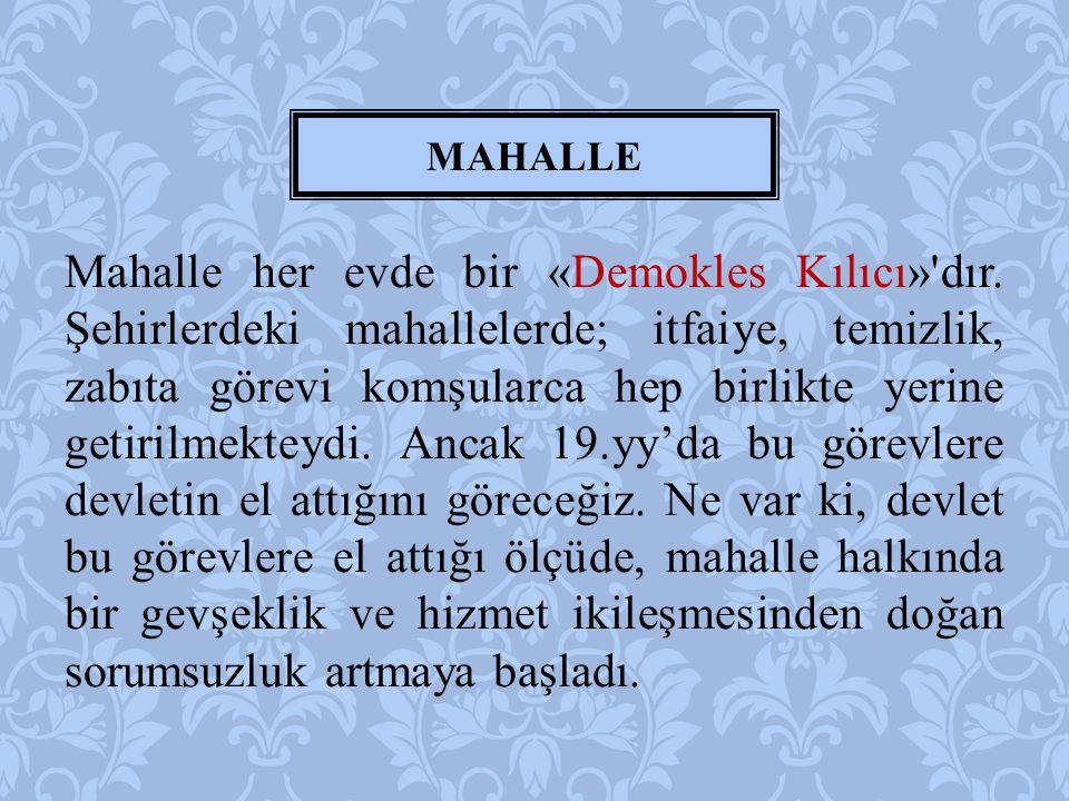  Osmanlı'da bir genç kız baba evinden kaçıyor.