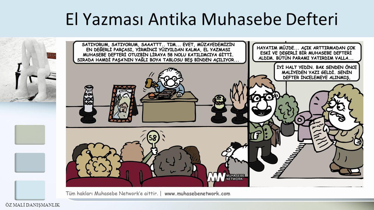 Teşekkürler … www.ozmalidanismanlik.com