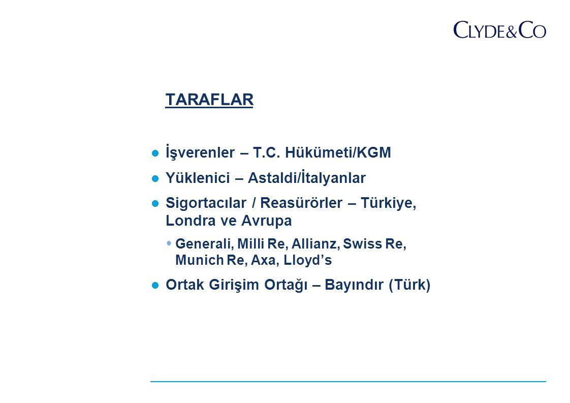 TEMSİL İngiliz avukatlar Türk avukatlar İtalyan avukatlar