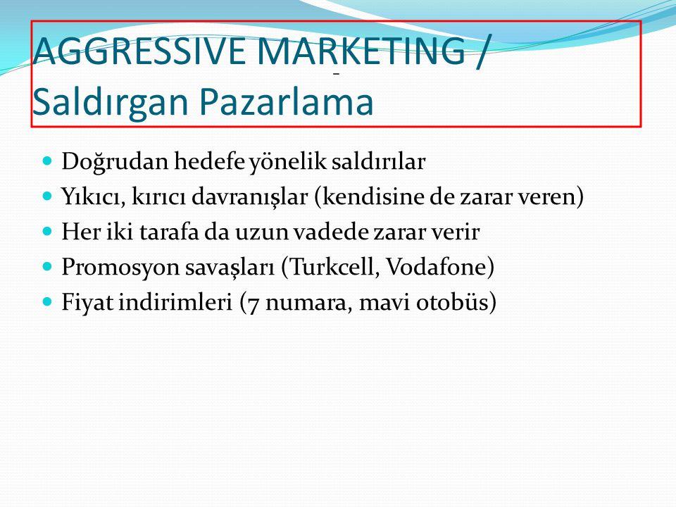 Doğru Yanlış Sadece gündemde olduğu için bir ünlüyle işbirliği yapmak Marka ile inanırlık, ilgililik ilişkisi olan ünlüyle işbirliği yapmak (Ünlünün imajının marka ile örtüşmesi) Söyleyecek sözü olmayan markaların kurtarıcı olarak kullanması 1970'lerde Ayhan Işık ve Türkan Şoray Perma Sharp reklamında oynadı Ajda Pekkan, Zeki Müren ise Alo reklamında İstikbal Flaret yatak Mehmet Ali Erbil Hülya Avşar Molfix Cem Yılmaz – Telsim, Doritos, Opet Şafak Sezer- Vodafone Ünlünün bugünkü ve gelecekteki muhtemel imajı marka kimliğini zedeleyebilir Balığı oltayla, ağla ya da zıpkınla yakalamak.