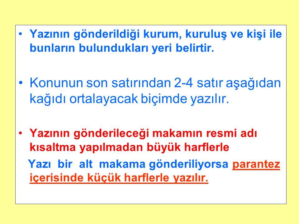 ÖRNEK-3 İmza Mehmet ÖZENÇ Personel Şube Müdürü İmza Dr.